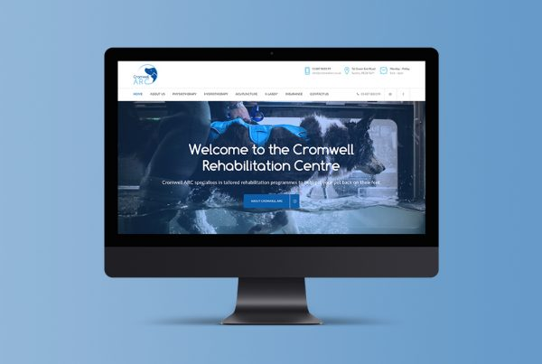 Cromwell ARC Responsive Website Design Featured